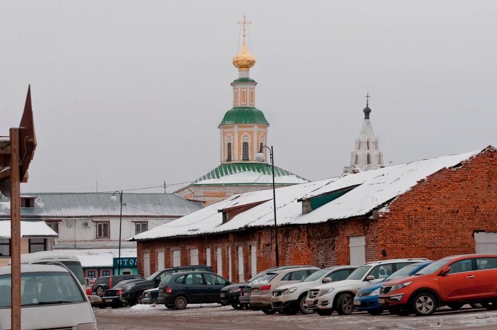 Зимняя сказка во Владимире 2016. Все еще только начинается. 01