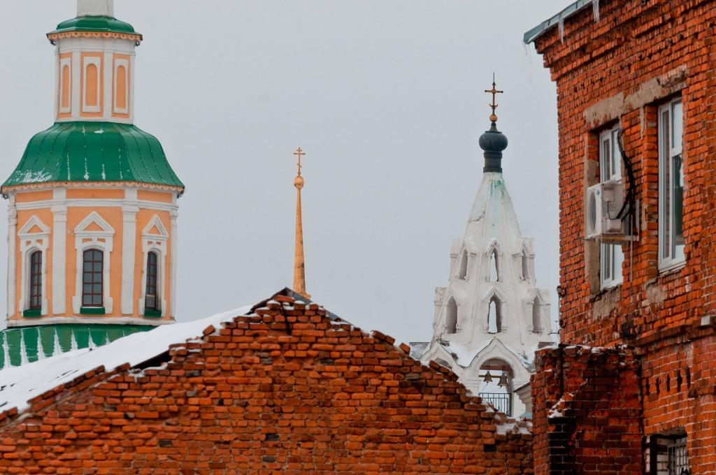 Зимняя сказка во Владимире 2016. Все еще только начинается. 02