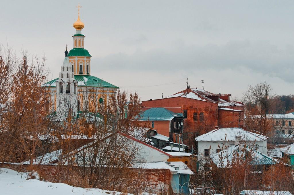 Зимняя сказка во Владимире 2016. Все еще только начинается. 05