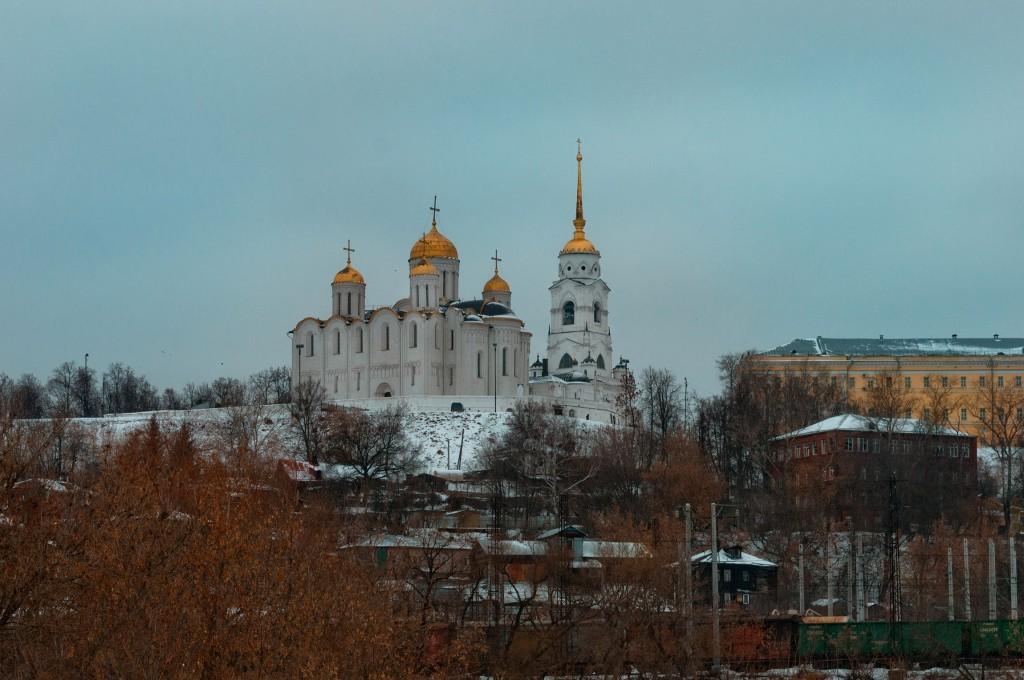 Зимняя сказка во Владимире 2016. Все еще только начинается. 06