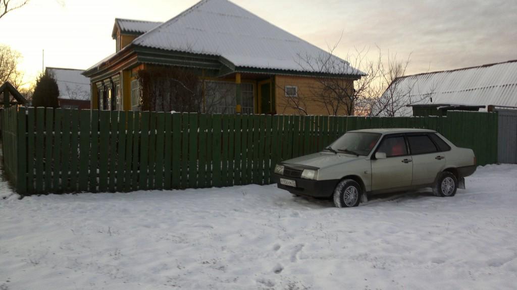 Зимой в Панфилово. Гусь-Хрустальный р-он 01