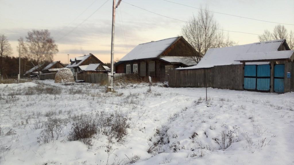 Зимой в Панфилово. Гусь-Хрустальный р-он 02