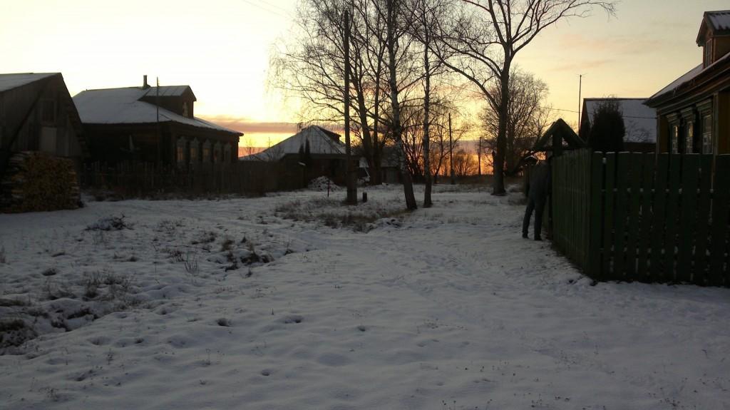 Зимой в Панфилово. Гусь-Хрустальный р-он 03