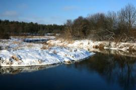 Конец ноября на реке Нерехте