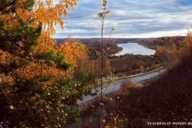 Мстёрские красоты: Река Клязьма