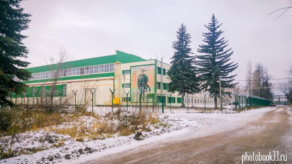 Муром, Индустриальный парк ОКА 06