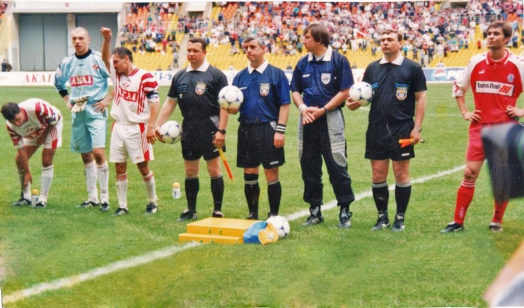 Немного футбольной истории Петушинского района