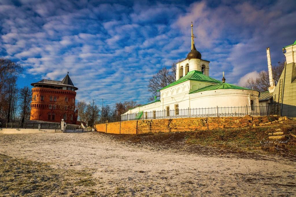 Никольская церковь. Владимир