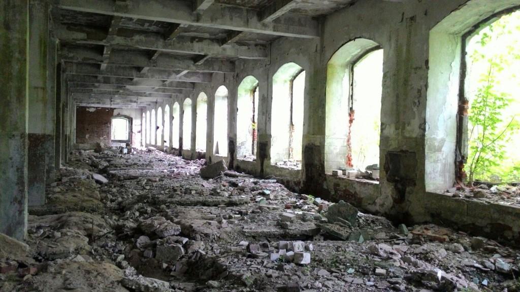 Ностальгия.бывшая фабрика в с.Буторлино Вязниковского р-на 02