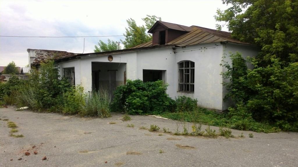Ностальгия.бывшая фабрика в с.Буторлино Вязниковского р-на 04