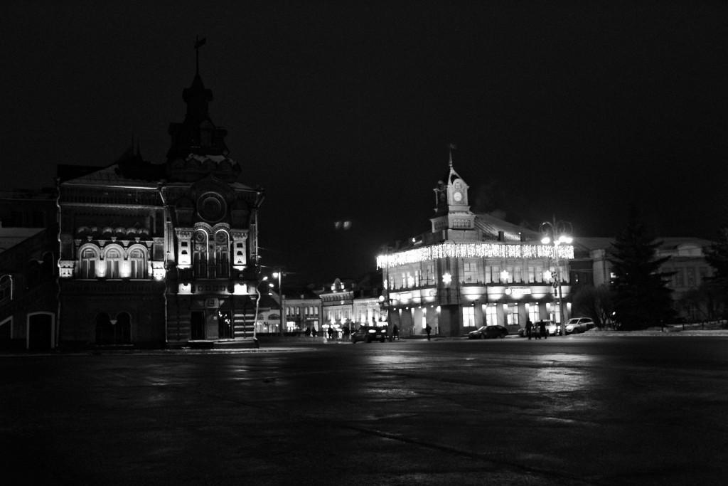 Ноябрь в Ночном Владимире 01