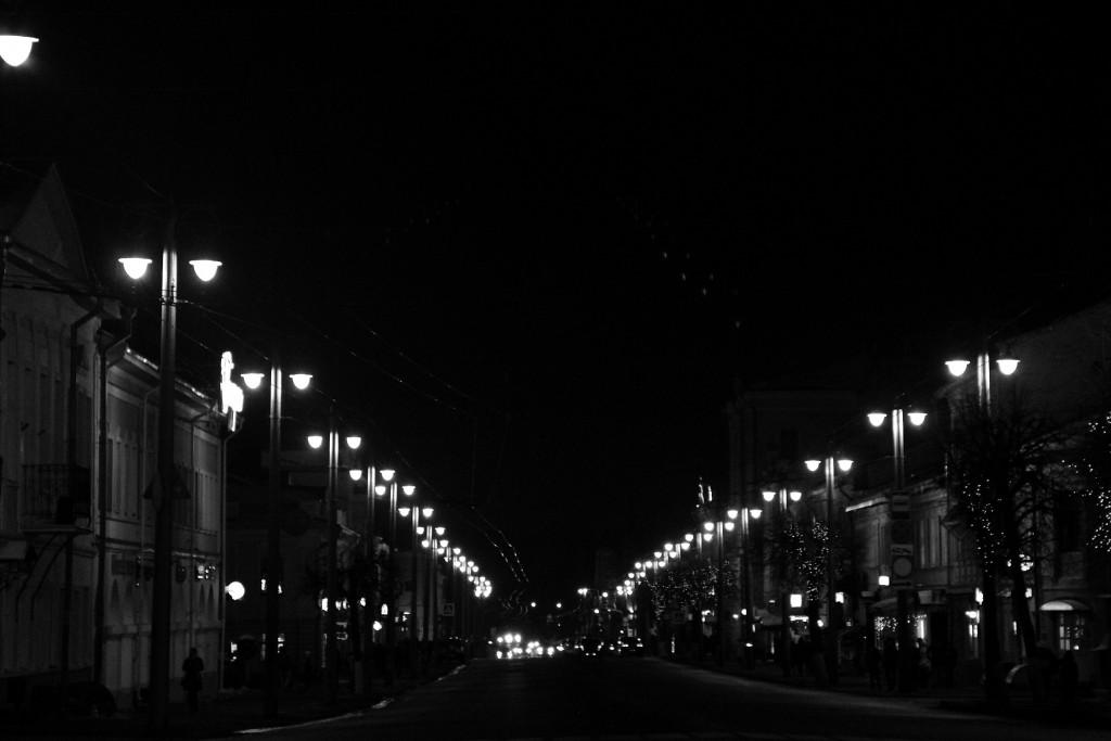 Ноябрь в Ночном Владимире 02