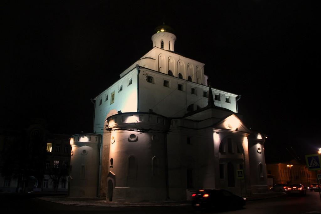 Ноябрь в Ночном Владимире 03