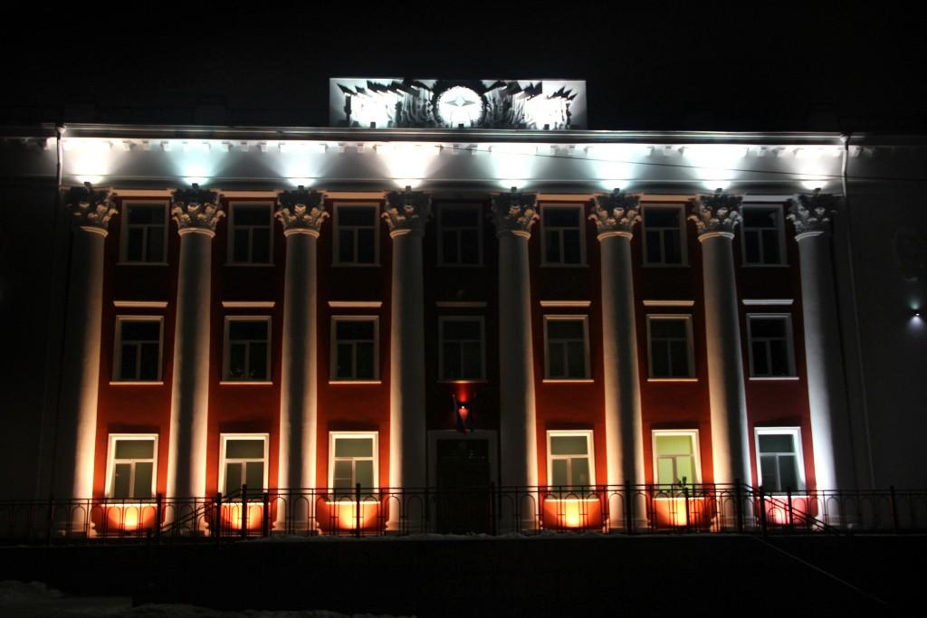 Ноябрь в Ночном Владимире 04
