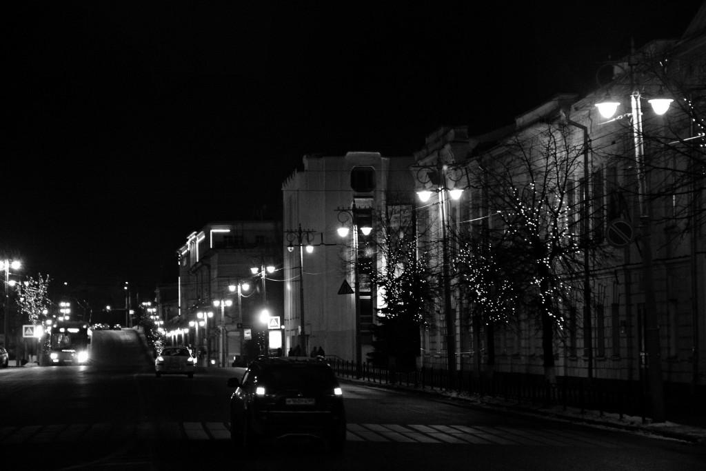 Ноябрь в Ночном Владимире 05
