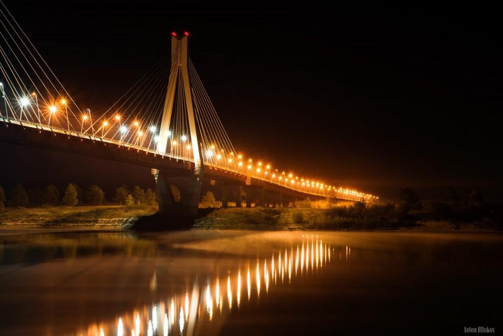 Огни Муромского моста