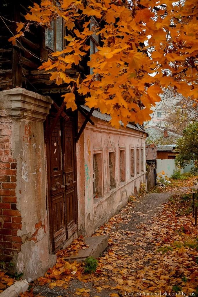 Осенняя пора во Владимире (2016) 09