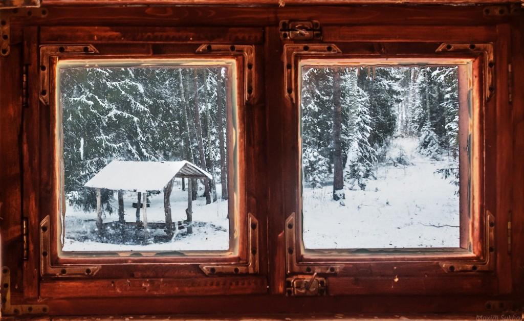 Охотничий домик, Вязниковский район 03