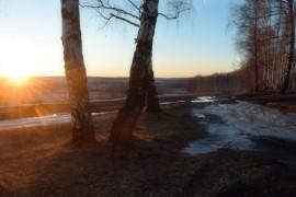 Природа возле поселка Содышка, Суздальский р-н