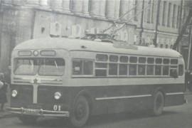 Список подвижного состава троллейбусов г.Владимира (1975 г.)