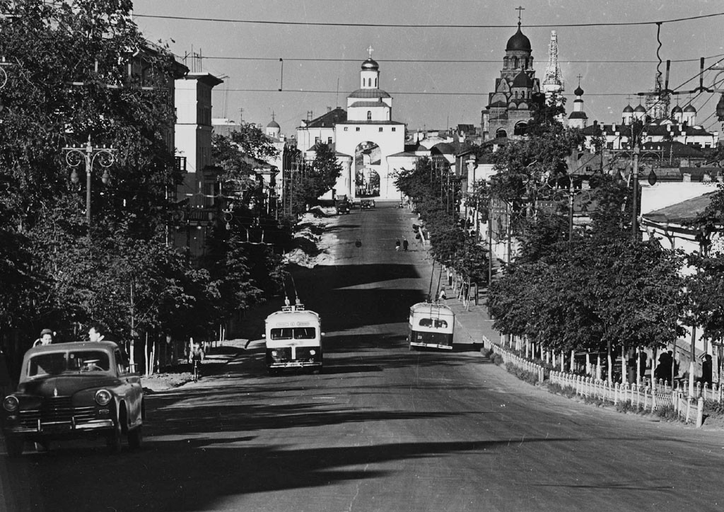 Список подвижного состава троллейбусов г.Владимира (1975 г.) 07
