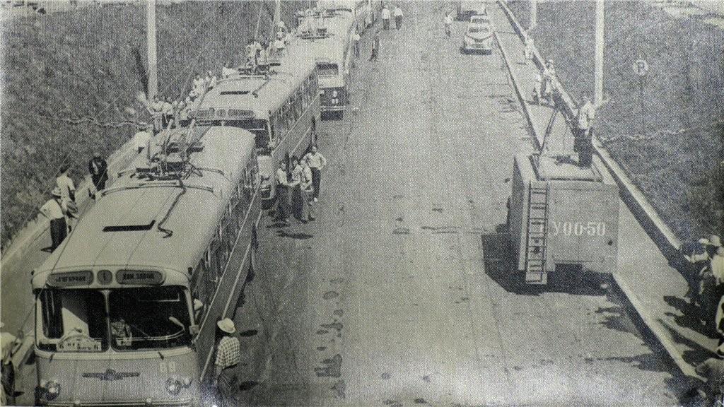 Список подвижного состава троллейбусов г.Владимира (1975 г.) 10