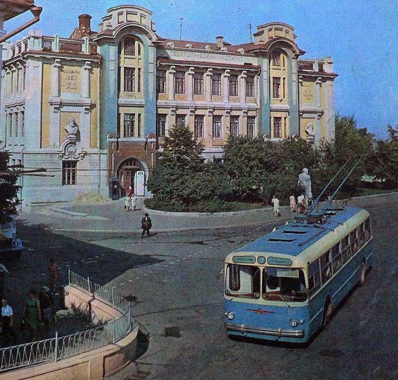 Список подвижного состава троллейбусов г.Владимира (1975 г.) 11