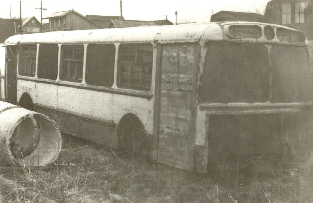 Список подвижного состава троллейбусов г.Владимира (1975 г.) 13