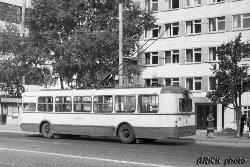 Список подвижного состава троллейбусов г.Владимира (1975 г.) 15