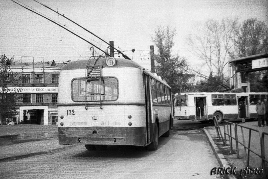 Список подвижного состава троллейбусов г.Владимира (1975 г.) 16