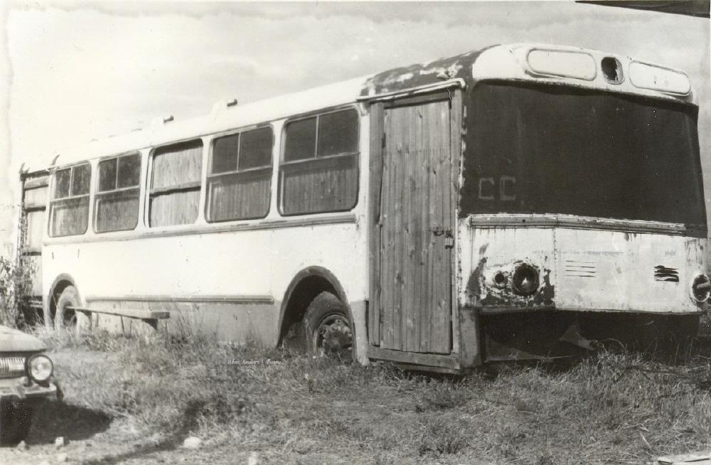 Список подвижного состава троллейбусов г.Владимира (1975 г.) 17