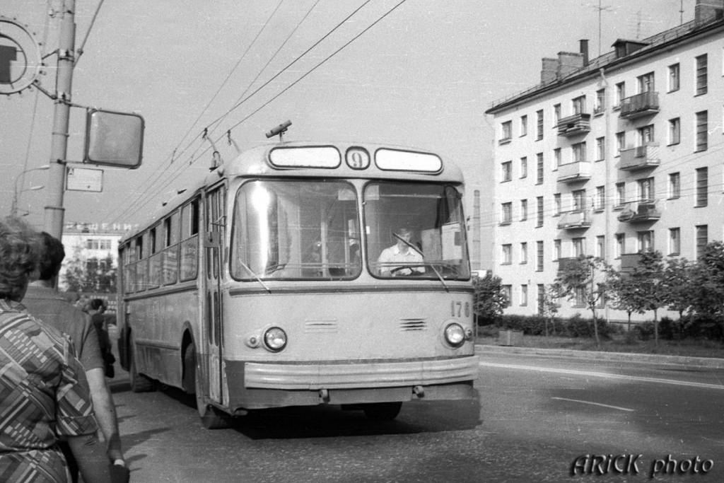 Список подвижного состава троллейбусов г.Владимира (1975 г.) 19