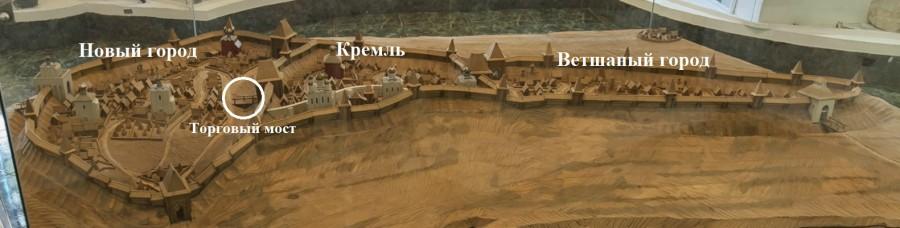 Торговый мост города Владимира 01