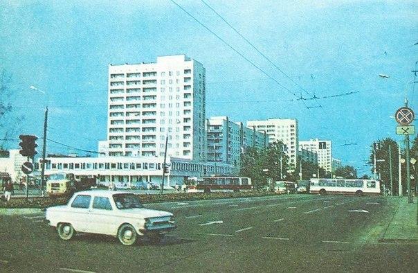 Фото старых троллейбусов города Владимира 05