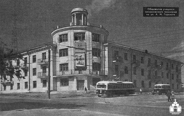Фото старых троллейбусов города Владимира 100
