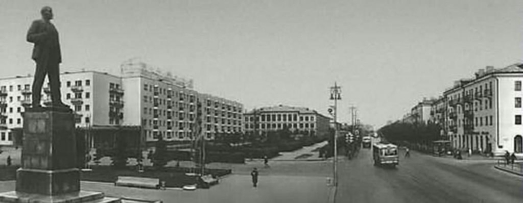 Фото старых троллейбусов города Владимира 106