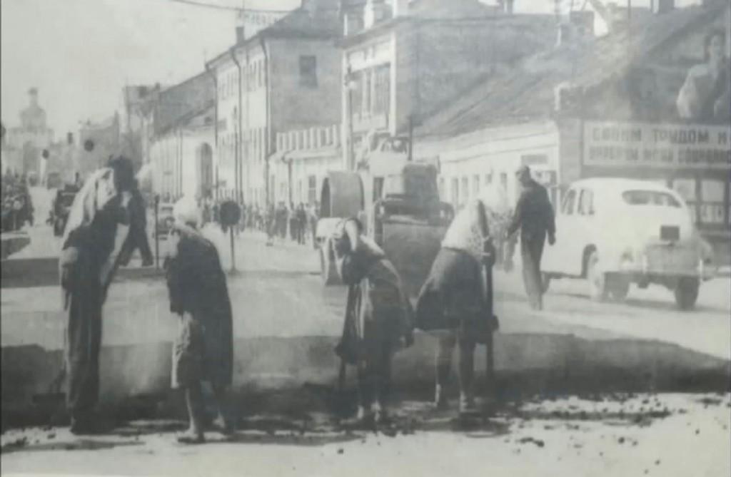 Фото старых троллейбусов города Владимира 107