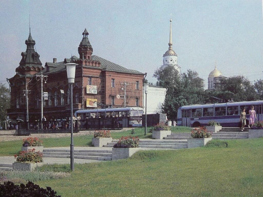 Фото старых троллейбусов города Владимира 11
