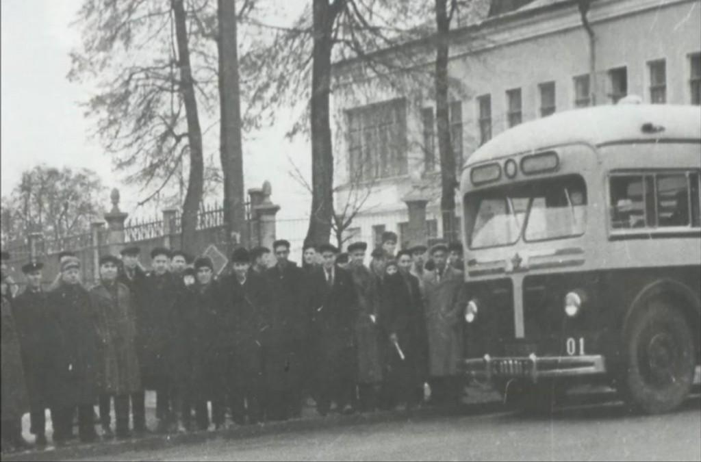 Фото старых троллейбусов города Владимира 112