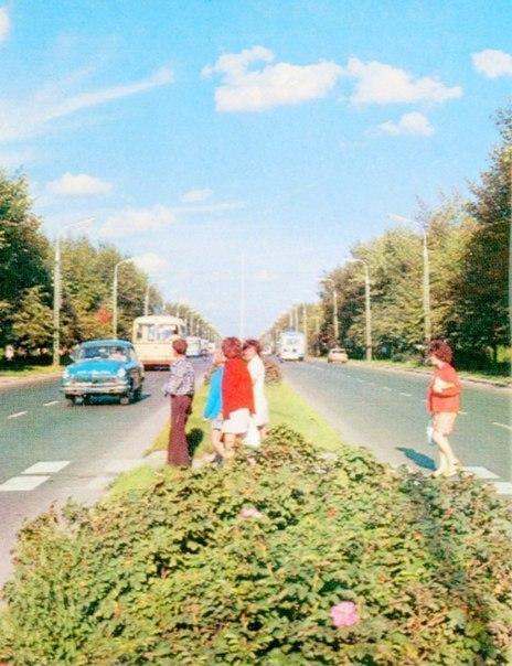 Фото старых троллейбусов города Владимира 115
