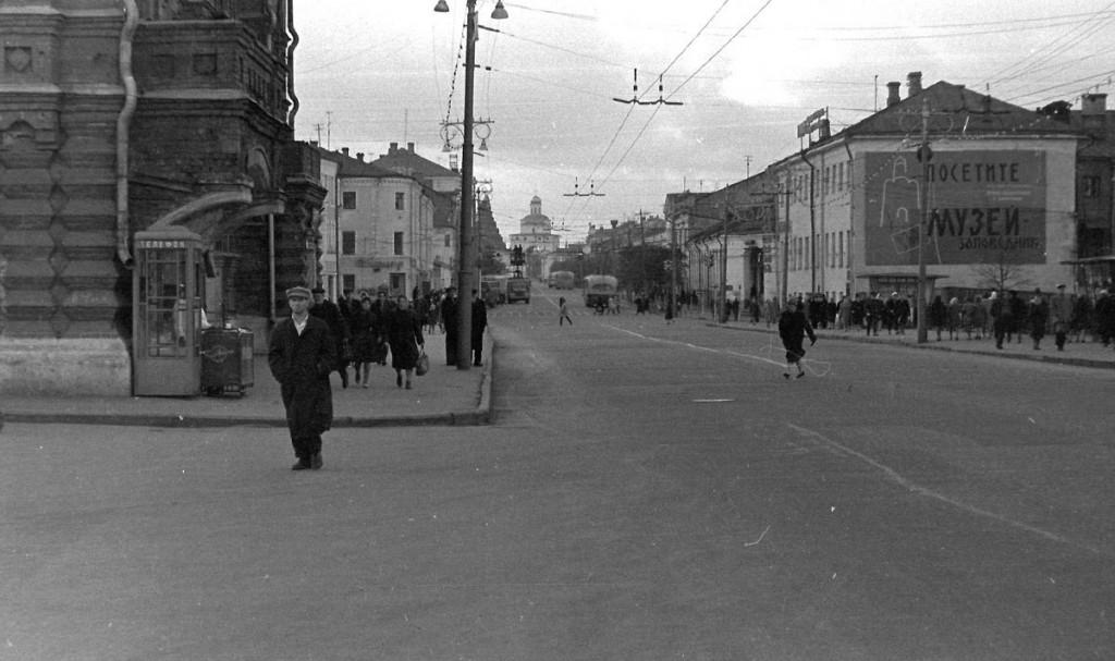 Фото старых троллейбусов города Владимира 117