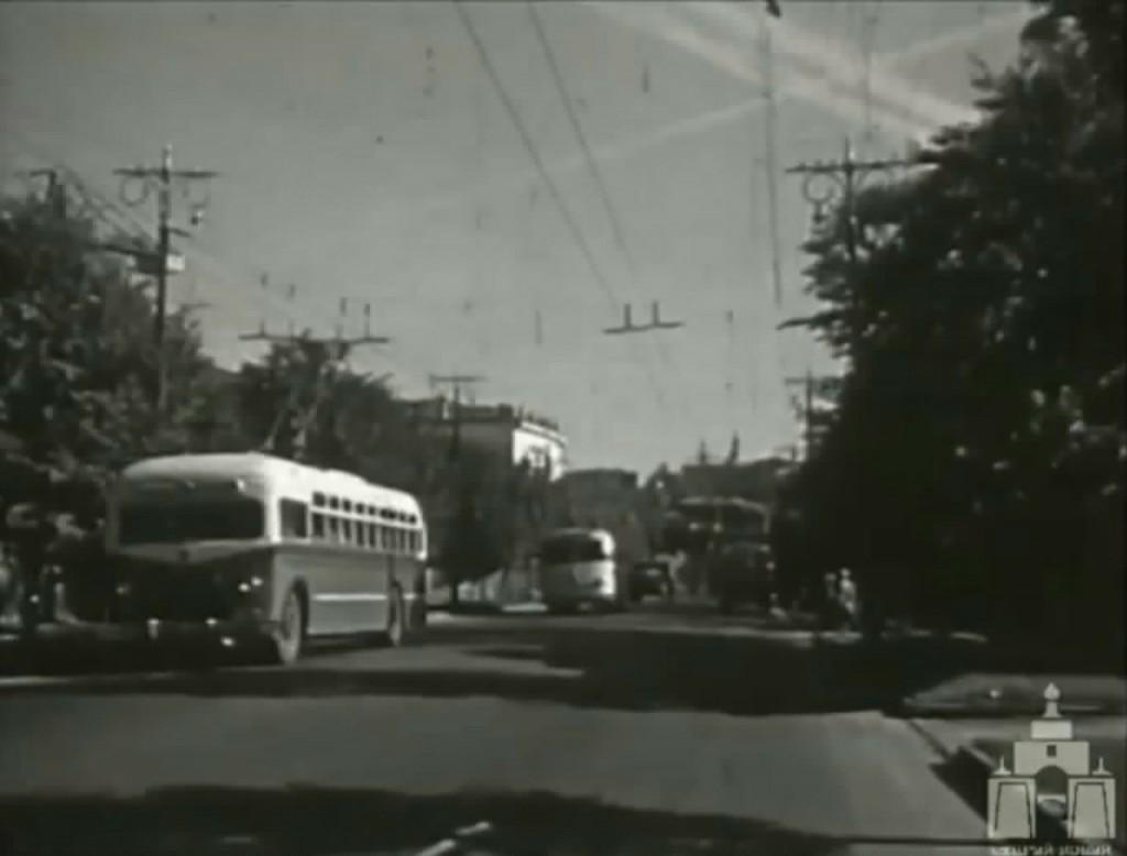Фото старых троллейбусов города Владимира 120