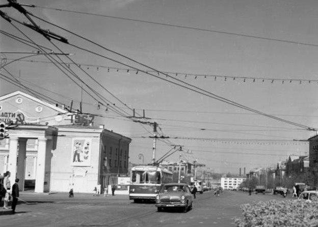 Фото старых троллейбусов города Владимира 121