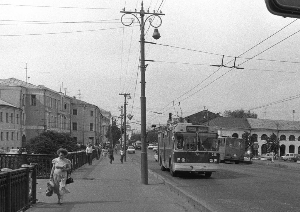 Фото старых троллейбусов города Владимира 123