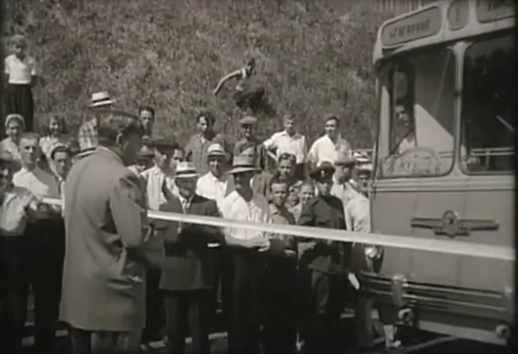 Фото старых троллейбусов города Владимира 129