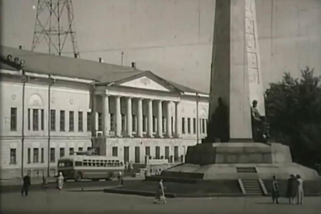Фото старых троллейбусов города Владимира 131