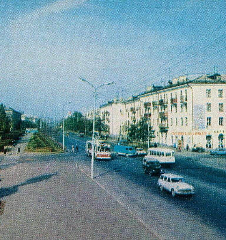 Фото старых троллейбусов города Владимира 147