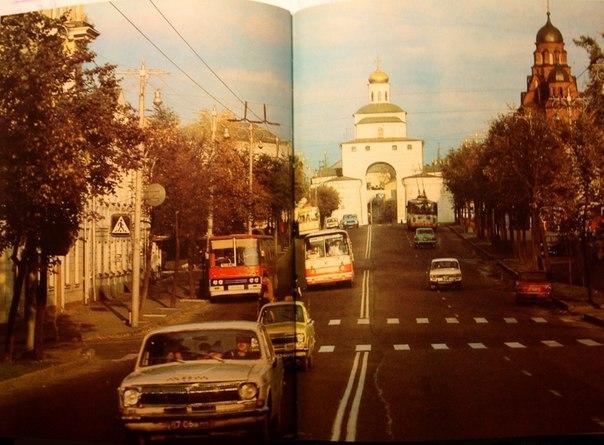 Фото старых троллейбусов города Владимира 149