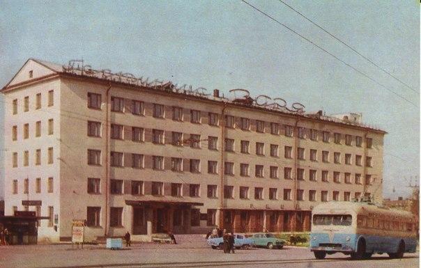 Фото старых троллейбусов города Владимира 16