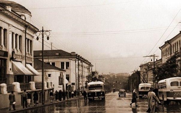 Фото старых троллейбусов города Владимира 18